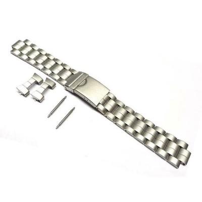 ハミルトン ベルト 時計バンド カーキフィールドメカ H694390,H694290専用 ステンレススチールブレスレット 20mm 時計ベルト 時計用バンド H695694102
