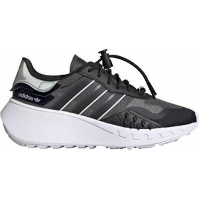 アディダス レディース スニーカー シューズ adidas Women's Choigo Shoes Black/Silver