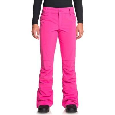 ロキシー Roxy レディース スキー・スノーボード ボトムス・パンツ Creek Snowboard Pants Beetroot Pink