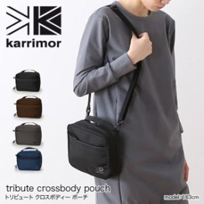 karrimor カリマー トリビュートクロスボディーポーチ
