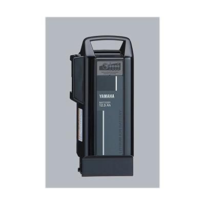 ヤマハ PASバッテリーBOX ASSY ブラック X0T-12.3AHリチュームイオン(品番X0T821102000)