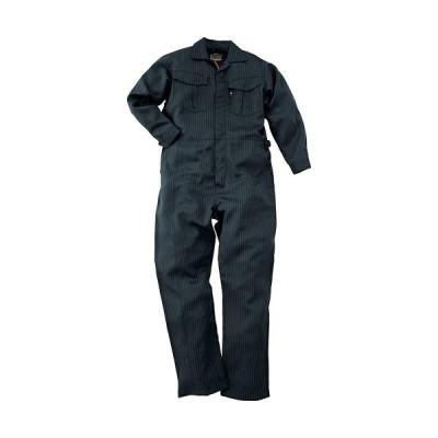 桑和(SOWA) 続服 1/ネイビー 4Lサイズ 9700 作業着 作業服 ワークウェア ウエア つなぎ メンズ