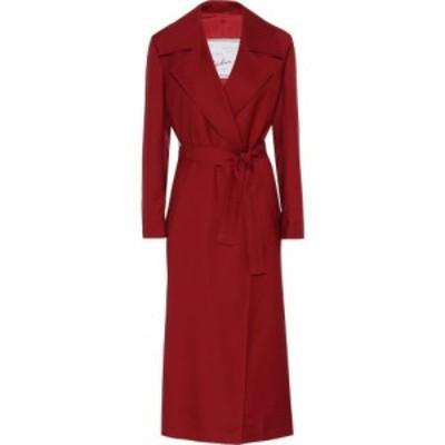 ジュリバ ヘリテージ コレクション Giuliva Heritage Collection レディース コート アウター The Linda wool coat Bloodred