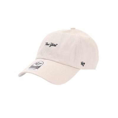 フォーティーセブン ブランド(47 Brand) Yankees GRNwich C-UP キャップ B-WHTNR17LAS-BN (メンズ)