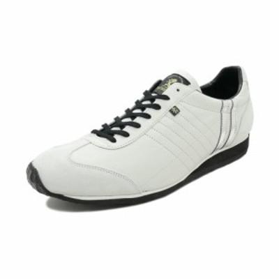 スニーカー パトリック PATRICK アイリス ホワイト/シルバー 23520 メンズ レディース シューズ 靴 19AW