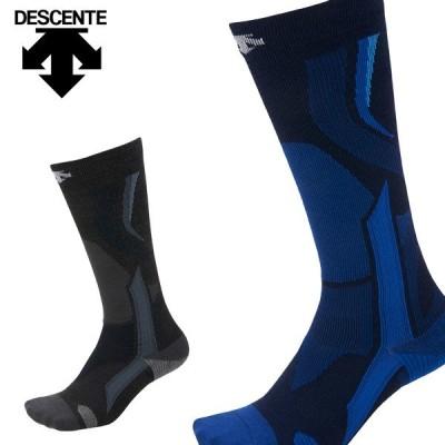 デサント スキーソックス 3D SOX plus+ 靴下 DSK-7500