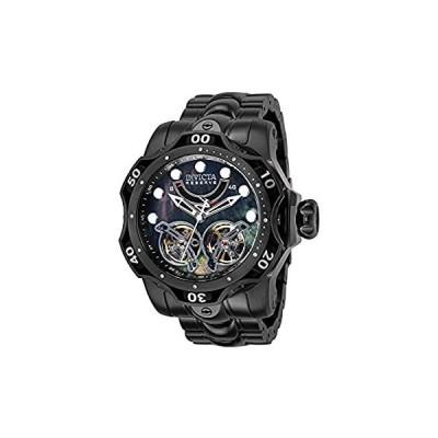 特別価格 Invicta Men's 35988 Reserve Automatic Multifunction Black Dial Watch 並行輸入品