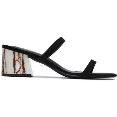 セラピー Therapy レディース ヒール シューズ・靴 goldie heel Marble black