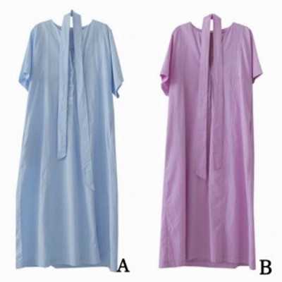 レディース ワンピース 半袖 ミモレ丈 無地 シンプル ゆったり 春 夏 スカート フリーサイズ ワンサイズ 送料無料