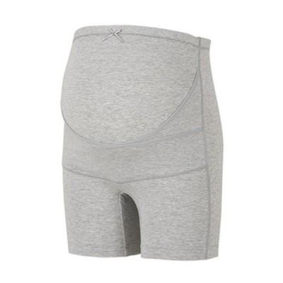 助産師さんと考えた妊婦帯パンツ 「グレー」(マタニティM〜L)