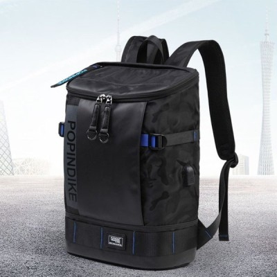 パソコンリュック メンズ リュックサック ビジネスリュック デイパック アウトドアバッグ 迷彩 ノートパソコンバッグ 大容量 防水 通学 通勤 旅行 出張