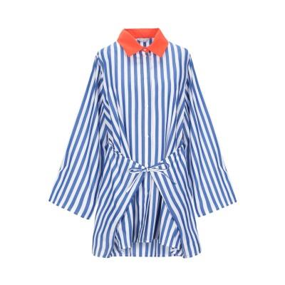 BEATRICE .b シャツ ブルー 42 コットン 100% シャツ