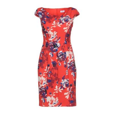 リュー ジョー LIU •JO ミニワンピース&ドレス レッド 42 91% ポリエステル 9% ポリウレタン ミニワンピース&ドレス