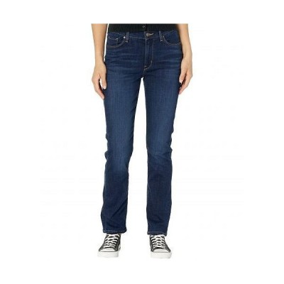 Levi's(R) Womens リーバイス レディース 女性用 ファッション ジーンズ デニム Classic Straight Jeans - Cobalt Haze