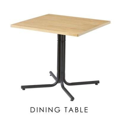 ダイニングテーブル 幅100cm 2人用 おしゃれ 木製 食卓机 インダストリアル 安い 人気