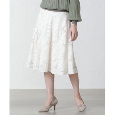 EPOCA THE SHOP / リーフジャカードスカート WOMEN スカート > スカート