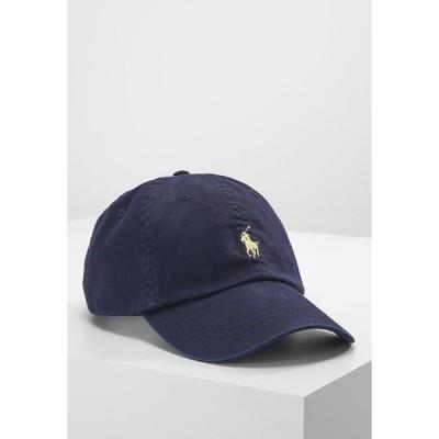 ラルフローレン 帽子 メンズ アクセサリー CLASSIC SPORT - Cap - relay blue/yellow