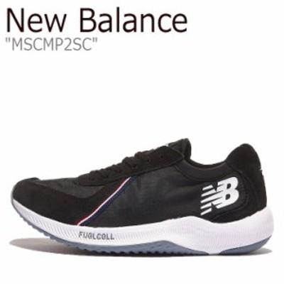 ニューバランス スニーカー New Balance メンズ レディース MSCMP 2 SC BLACK ブラック MSCMP2SC シューズ