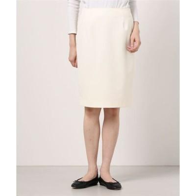 スカート 【ウォッシャブル】 コズミクールタイトスカート L‐57