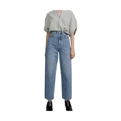 [チュクラ] ジーンズ High waist mom fit denim chw1366 レディース L ブルー