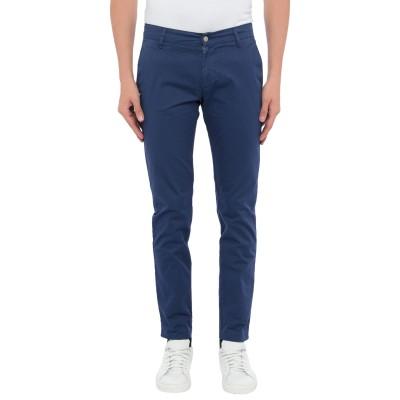 グレイ ダニエレ アレッサンドリーニ GREY DANIELE ALESSANDRINI パンツ ブルー 30 コットン 98% / ポリウレタン