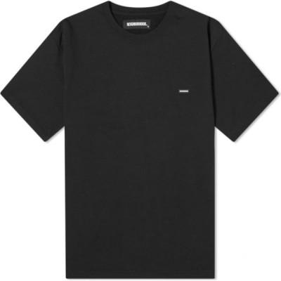 ネイバーフッド Neighborhood メンズ Tシャツ トップス military tee Black