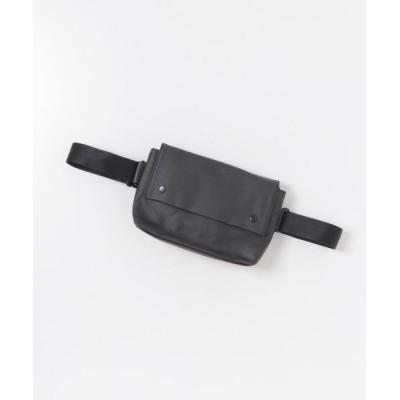 (URBAN RESEARCH/アーバンリサーチ)GEAR3 CODE3-014-17/メンズ BLACK