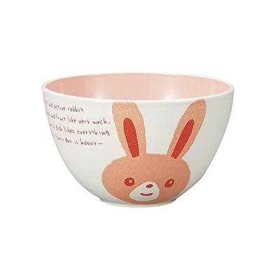 宮本産業 ボウル ハッピーアニマル スープ&サラダ うさぎ 400ml