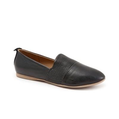 ブエノ サンダル シューズ レディース Women's Katy Flats Black
