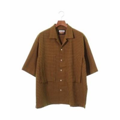MAISON SPECIAL メゾンスペシャル カジュアルシャツ メンズ