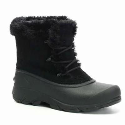 ソレル ブーツ Sorel Snow Angel Lace Boot Black