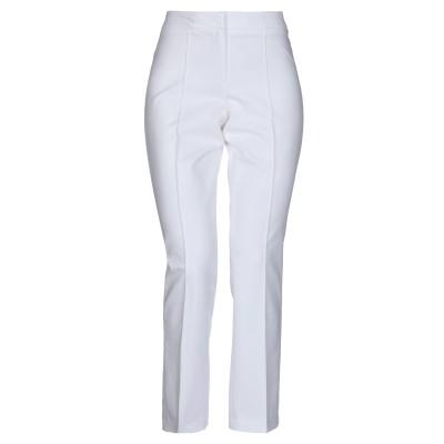カンビオ CAMBIO パンツ ホワイト 34 コットン 96% / ポリウレタン 4% パンツ