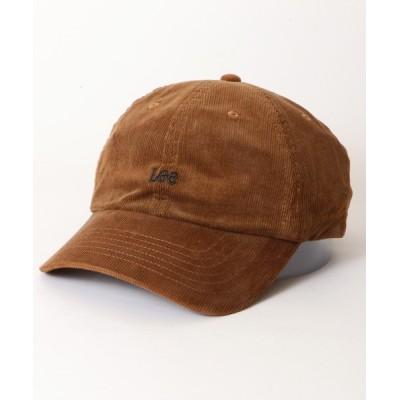 FUNALIVE / 【Lee】 LOW CAP 16W CORDUROY リー ローキャップ 16W コーデュロイ WOMEN 帽子 > キャップ