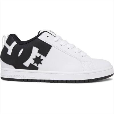 [DC Shoes]ディーシー メンズシューズ COURT GRAFFIK (DM204029)(WLK) ホワイト/ブラック/ブラック