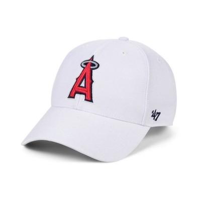 47ブランド 帽子 アクセサリー メンズ Los Angeles Angels White MVP Cap White