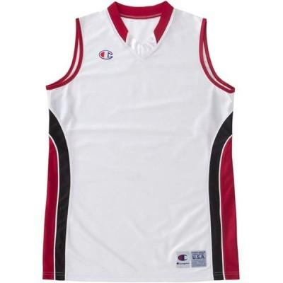 WOMEN'S GAME SHI Champion チャンピオン バスケットゲームシャツ W (cblr2204-wr)