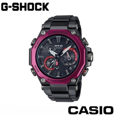 【正規販売店】CASIO カシオ G-SHOCK G-ショック アナログ ブルートゥース 電波ソーラー スマートフォンリンク MTG-B2000BD-1A4JF