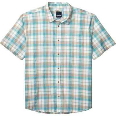 プラーナ Prana メンズ シャツ トップス Benton Shirt Azurite