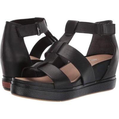ドクター ショール Dr. Scholl's レディース サンダル・ミュール シューズ・靴 Saffron Black Leather
