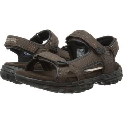 スケッチャーズ SKECHERS メンズ シューズ・靴 Gander Louden Brown