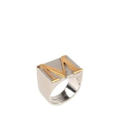 MAISON MARGIELA 指輪  腕時計、アクセサリー  メンズアクセサリー  指輪 カッパー