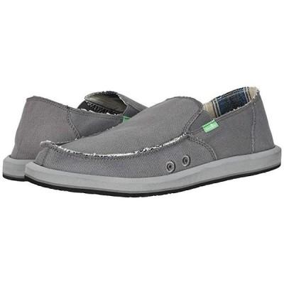 サヌーク Vagabond Baja メンズ スニーカー 靴 シューズ Charcoal