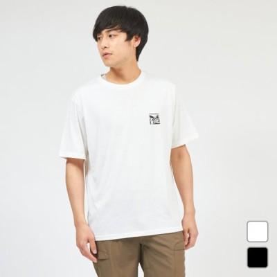 ティゴラ メンズ アウトドア 半袖Tシャツ TR-9D1521TS TIGORA