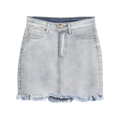ジジル JIJIL デニムスカート ブルー 38 コットン 98% / ポリウレタン 2% デニムスカート