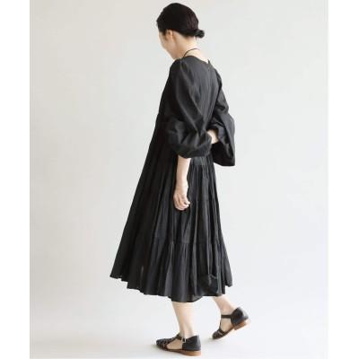 レディース イエナ 【MARIHA/マリハ】IENA別注 ショートドレス◆ ブラック フリー