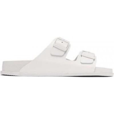 ビルケンシュトック Birkenstock 1774 メンズ スリッパ シューズ・靴 Arizona leather sandals White