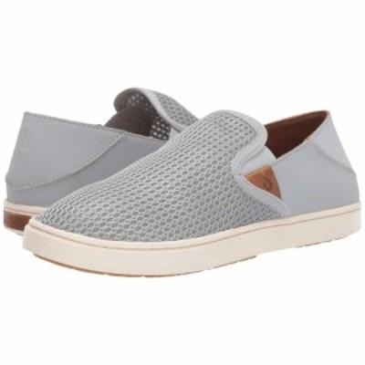 オルカイ OluKai レディース スニーカー シューズ・靴 Pehuea Pale Grey/Pale Grey