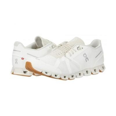 On オン メンズ 男性用 シューズ 靴 スニーカー 運動靴 Cloud 2.0 - White/Sand