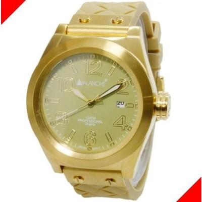 腕時計 レディース アバランチ(AVALANCHE) モンスーン(MONSOON) 日付表示 ゴールド/ゴールド色 WA88V1028BRGD / 当店再検品済