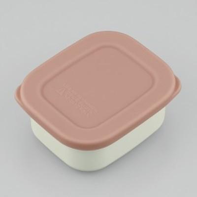 サーモス B370622 保温弁当箱 DBP-252 おかず容器セット ベージュピンク(本体・フタ各1個)